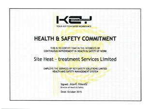 Key Safety Solutions